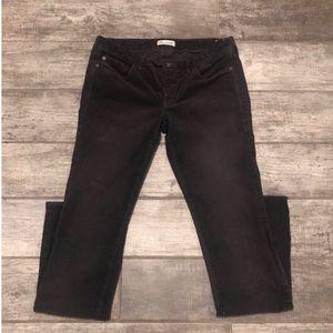 Madewell Corduroy Jeans- Rail Straight